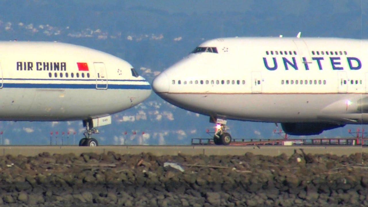 San Francisco International Airport Webcams