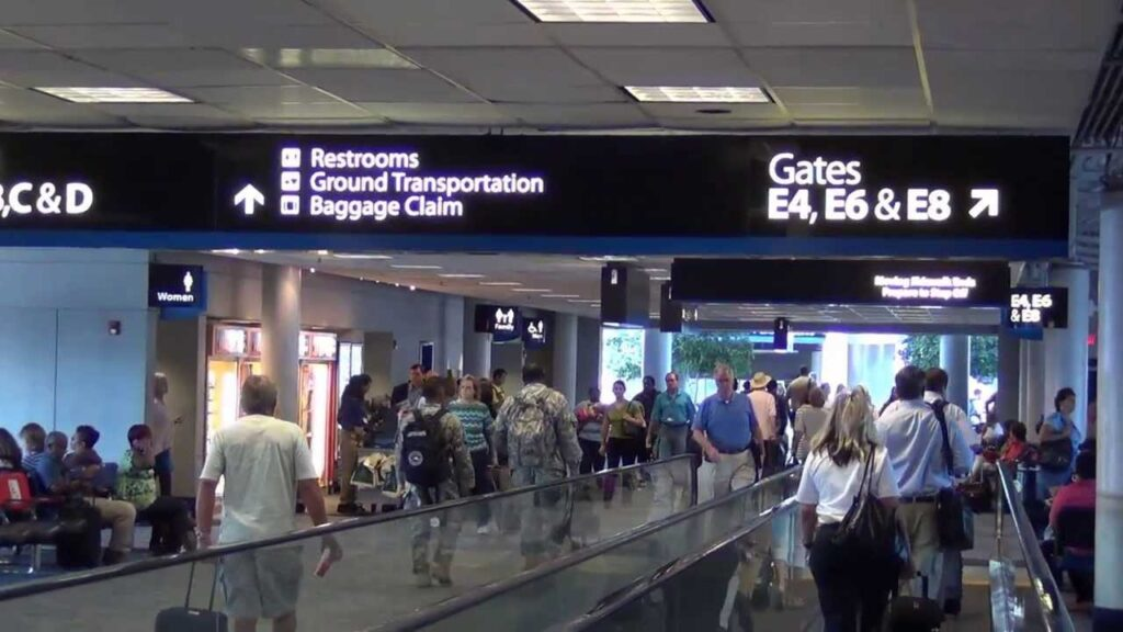 Important and Webcam inside miami international airport consider